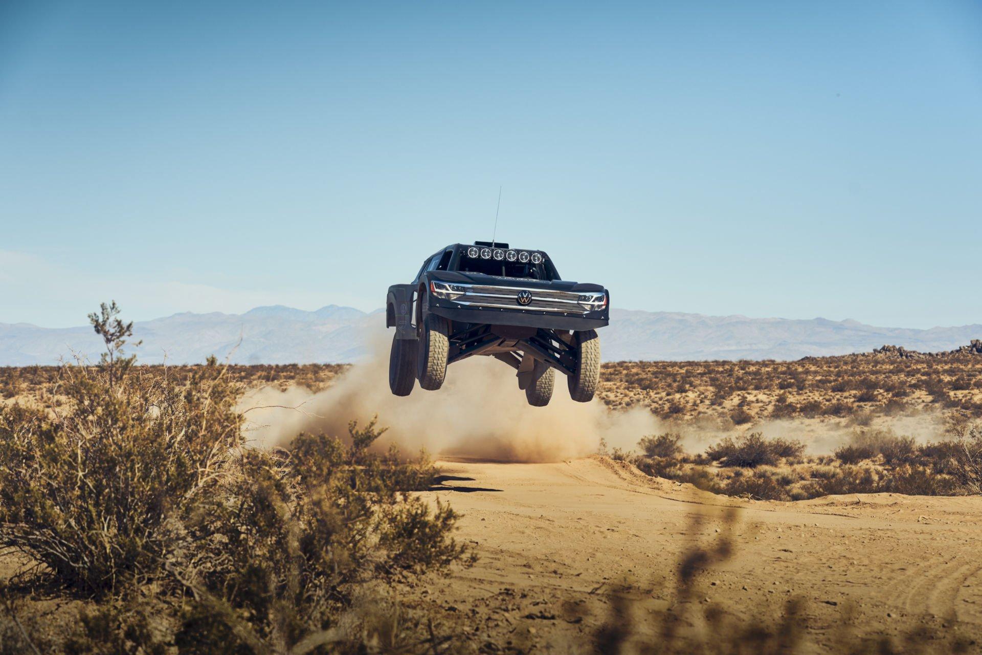 Tanner Foust Vw >> VW entering the 2020 Baja 1000 with Atlas Cross Sport R