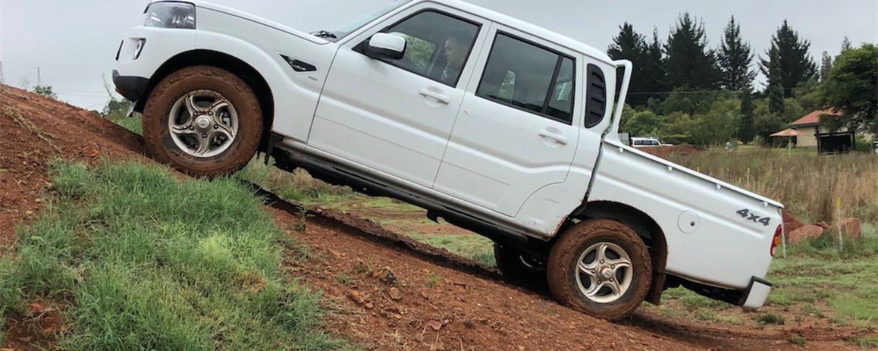 Driving impression: Mahindra Pik Up DC Automatic
