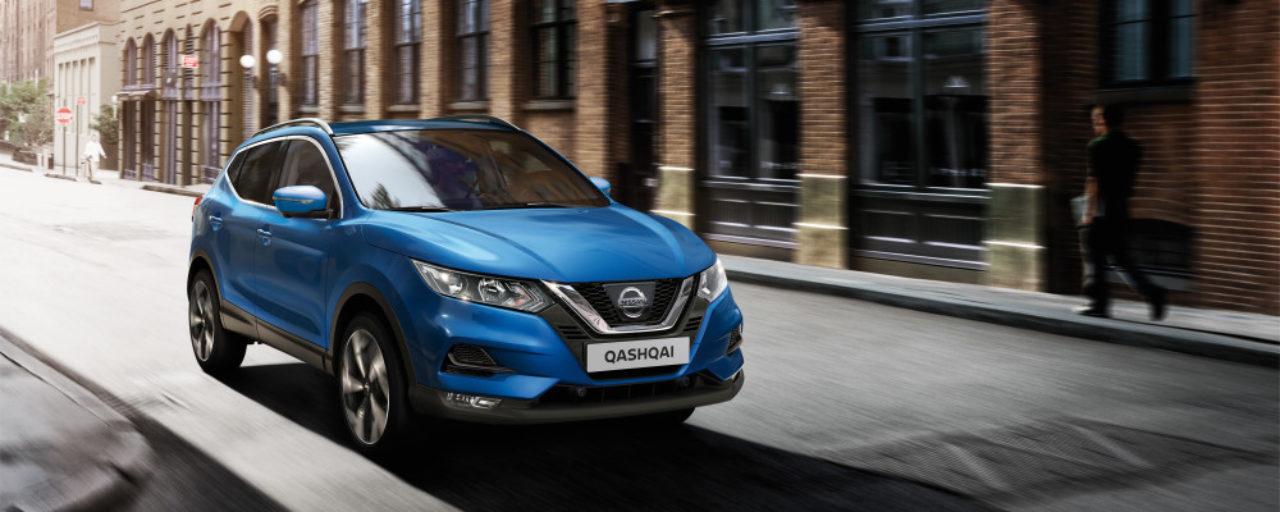 Nissan Qashqai receives infotainment upgrade
